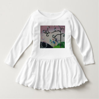 A one of kind bubble world cute top
