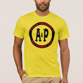 A&P Illinois Grocery Stores T-Shirt