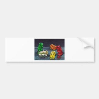 A Pack of Candy Bumper Sticker