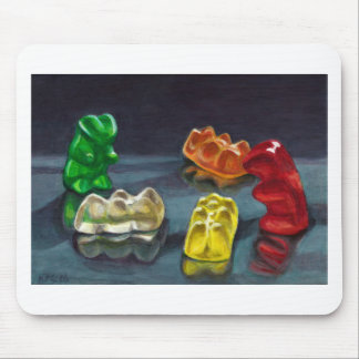 A Pack of Candy Mouse Pad