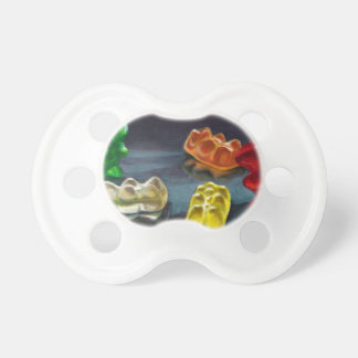 A Pack of Candy Pacifier