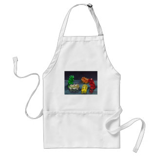 A Pack of Candy Standard Apron