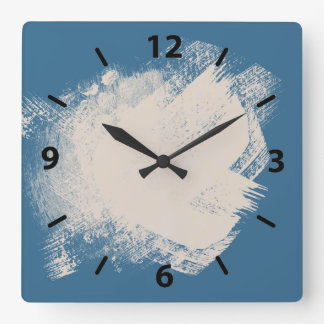 A Painters country blue Wallclock