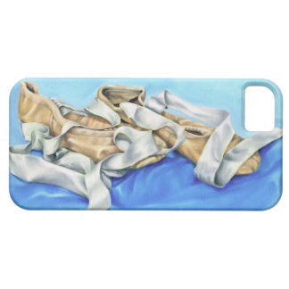 A Pair of Ballet Shoes iPhone 5 Covers