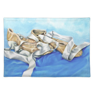 A Pair of Ballet Shoes Placemat