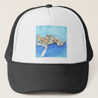 A Pair of Ballet Shoes Trucker Hat