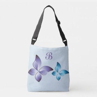 A Pair of Butterflies Crossbody Bag