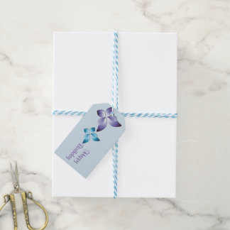 A Pair of Butterflies Gift Tags