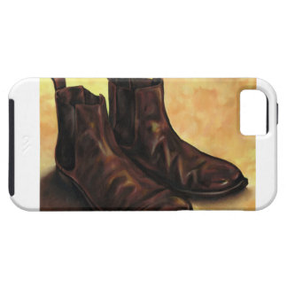 A Pair of Chelsea Boots iPhone 5 Case