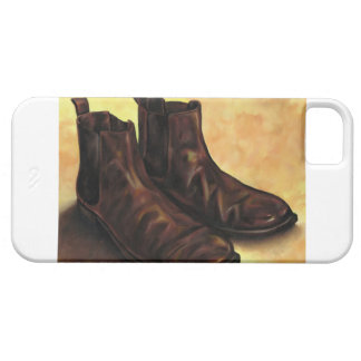 A Pair of Chelsea Boots iPhone 5 Cover