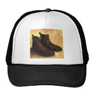 A Pair of Chelsea Boots Trucker Hat
