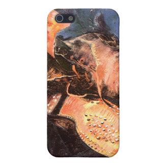 A Pair of Shoes, Vincent Van Gogh iPhone 5 Case