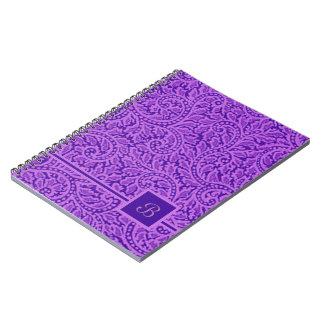A Paisley Swirl 5 Notebooks