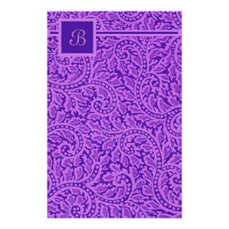 A Paisley Swirl 5 Stationery