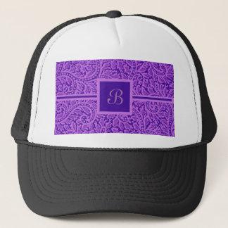 A Paisley Swirl 5 Trucker Hat