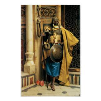 A Palace Guard Poster