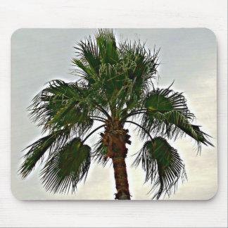 A Palm Tree Mousepad