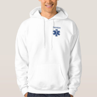 A Paramedic Star Of Life Hoodie