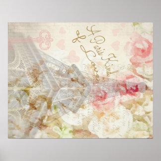 A Paris Kind of Love Poster