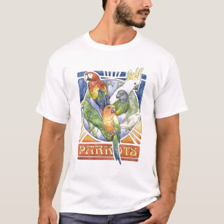 A Parrot's World T-Shirt