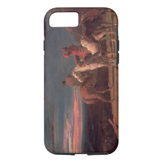 A Party of Explorers, 1851 (oil on canvas) iPhone 7 Case