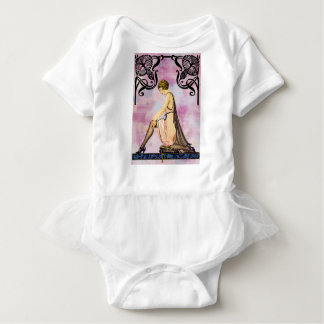A PASSION FOR DECO BABY BODYSUIT