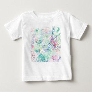 A Pastel Garden Baby T-Shirt