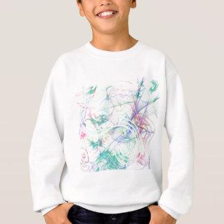 A Pastel Garden Sweatshirt