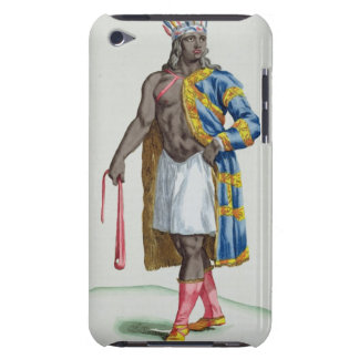 A Patagonian Man, 1780 (coloured engraving) iPod Touch Cover