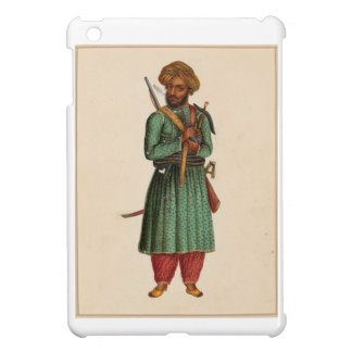 A Pathan Soldier iPad Mini Cover