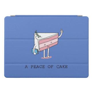 A peace of cake iPad pro cover
