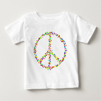 A Peace of Retro Baby T-Shirt