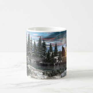 A Peaceful Retreat  Coffee Mug