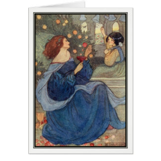 A Peal of Bells by Florence Harrison Card