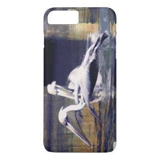 A Pelican Takes Off iPhone 8 Plus/7 Plus Case