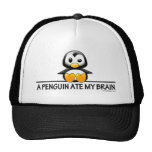 A Penguin Ate My Brain Hats