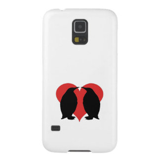 A Penguin Couple Cases For Galaxy S5