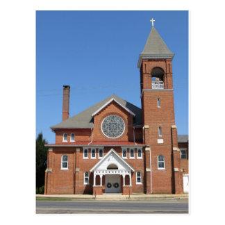 A Pennsylvania Presbyterian Church Postcard