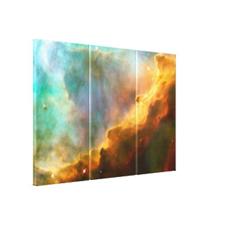 A Perfect Storm of .. Wrapped Canvas