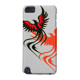 A Phoenix's Shadow i-Pod Touch Case