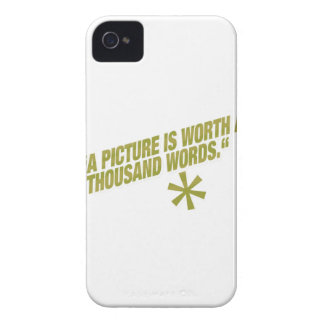 A picture is worth a thousand words. green iPhone 4 case
