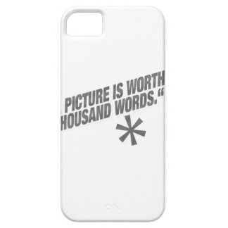 A picture is worth a thousand words. grey iPhone 5 covers