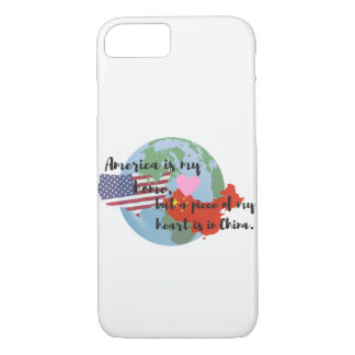 A Piece of My Heart is in China Phone Case