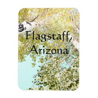 A piece of the sky, Flagstaff, Arizona Magnet