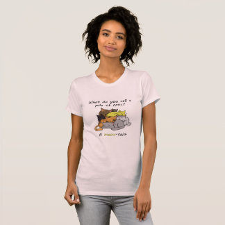 A pile of Cats! T-shirt