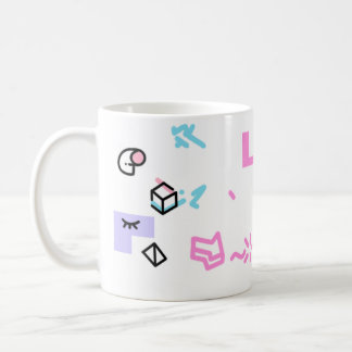 A Pinch of Pastel Coffee Mug