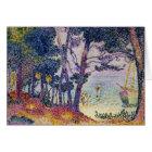 A Pine Grove, 1906 Card