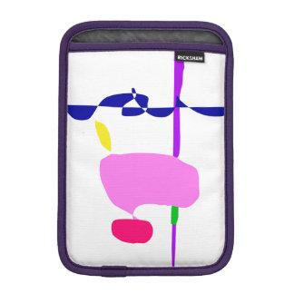 A Pink Fruit iPad Mini Sleeve