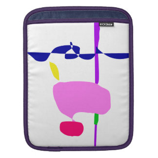 A Pink Fruit iPad Sleeve