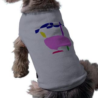 A Pink Fruit Shirt